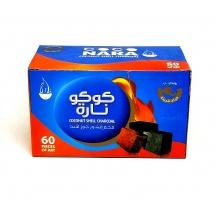 Coco Nara Natural Hookah Coals (60 PCS)