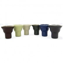 Small Ceramic Hookah Bowl